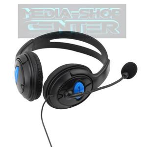 Auricular Gamer Headset P/ Pc Ps4 Playstation 4 Microfono