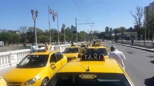Busco licencia de taxi