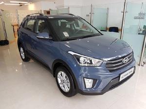 Hyundai Creta 1.6 Gl Connect Automática