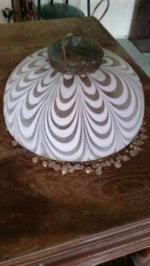 LAMPARA DE TECHO VISTOSA $300