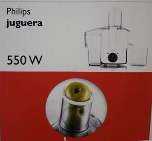 Juguera Philips HR  W