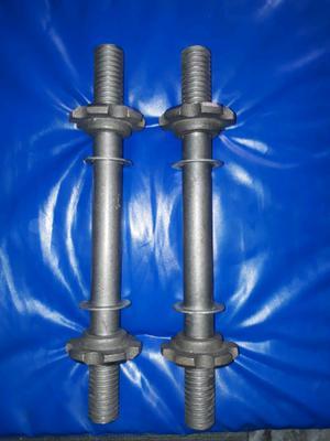 Discos de fundicion de hierro para barra de 30mm, pesas