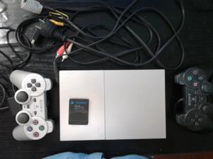 Playstation 2 slim en excelente estado