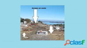 Terreno en venta en barrio Costa Azul Embalse Calamuchita
