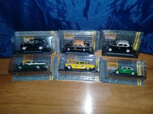 Vendo 6 Taxis del Mundo