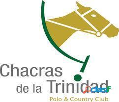 Venta - Lote en Chacras de la Trinidad - Cañuelas