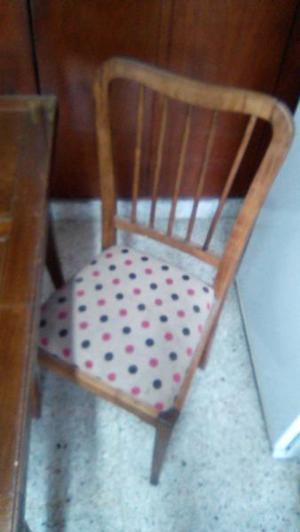 vendo mesa rectangular de madera