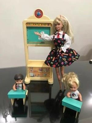 Barbie Maestra Mattel Original 90s