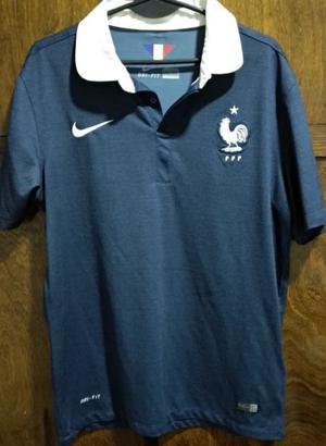 Camiseta Nike Francia Mundial Brasil