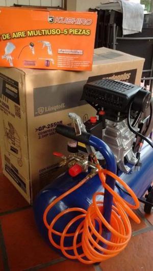 Compresor de aire en Venta. Garden Plus Nuevo - 50 litros