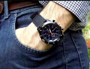 Reloj deportivo hombre.