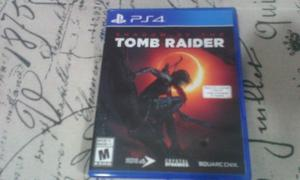 Shadow of the Tomb Raider - Standard Edtition PS4 - 1 MES DE