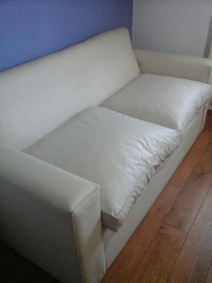 Sillón cama plaza y media