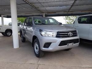 Toyota Hilux 2.4 DX 4X4 DOBLE CABINA MOD 2018