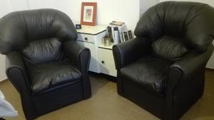 Liquido hermosos sillones!