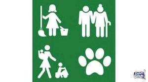 Me ofrezco para cuidado de personas mayores y limpiezs