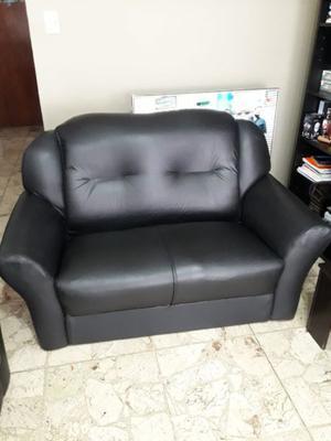 Mueble de dos cuerpos negro