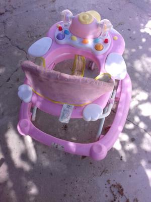 Andador de bebe para nena