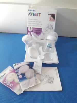 Sacaleche Manual Natural Philips Avent SCF 330