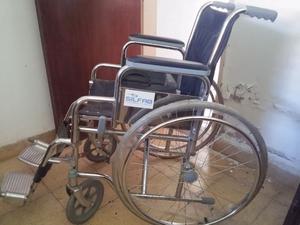 Silla de ruedas nueva sin uso