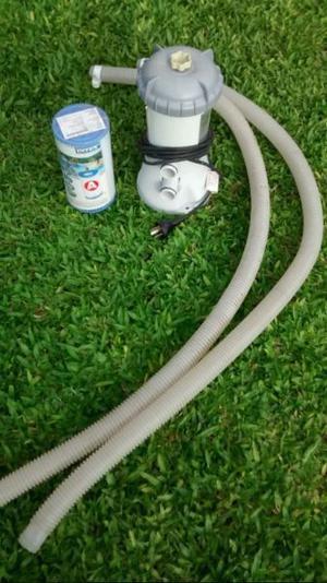 Vendo Bomba Pileta Intex - mangueras - Filtro
