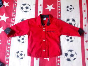 Vendo camisa Roja