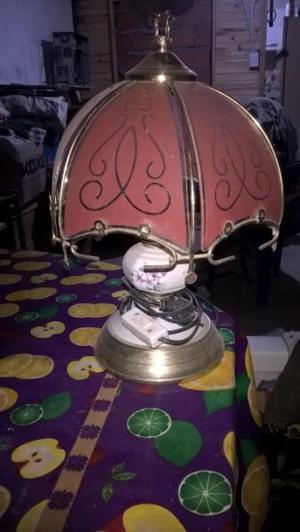 Vendo lampara de mesa de luz