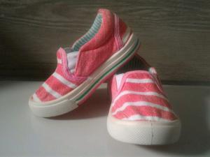 Zapatillas de lona estilo alpargatas/panchas