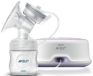 extractor de leche materna electrónico