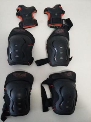 kit de protección para rollers