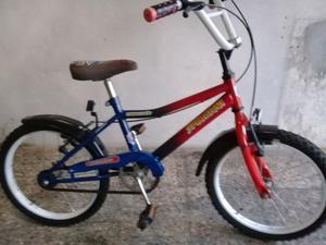Bicicleta ros.16 de spiderman nueva escuchó ofertas