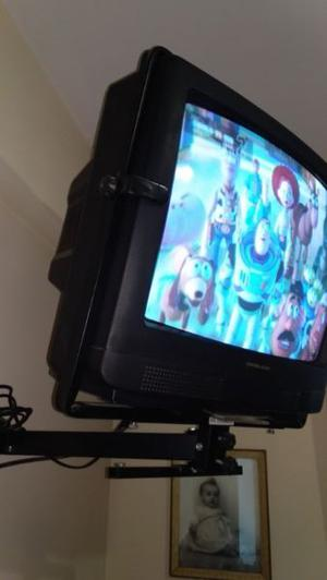 "Vendo tv 20"" con soporte"