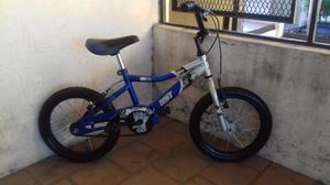 Bicicleta Bmx Musetta Rodado 16 Excelente Estado