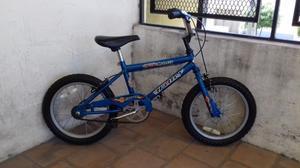 Bicicleta Halley Para Niños Rodado 16 Como Nueva!!