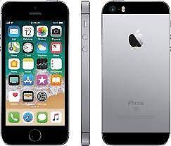 IPHONE SE 128 GB. LIBERADO, EN CAJA CON ACCESORIOS