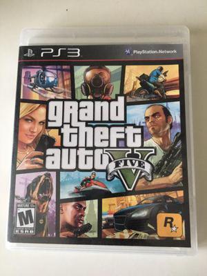 Juego Ps3 Grand Theft Auto V. Físico. $750. Contacto