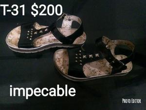 Sandalias y botas Talle -31