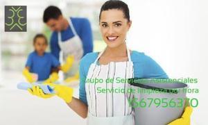 Servicio de limpieza por hora a domicilio!!!