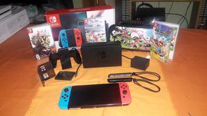 Vendo Nintendo Switch COMPLETA