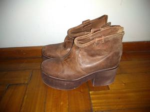 Vendo botas talle 36 los 2 pares