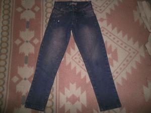 jeans de nena talle 8