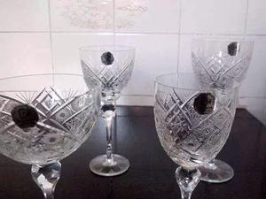 48 piezas cristal tallado vdo o pto x S8 plus