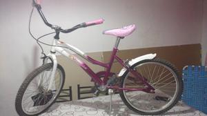 Bicicleta de nena marca Olimpia rodado 16