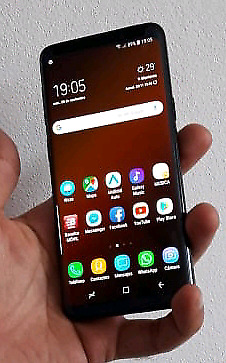 IMPECABLE! SAMSUNG GALAXY S9!