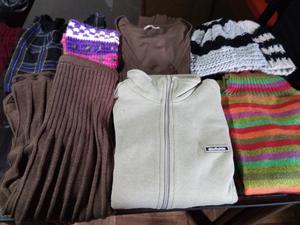Lote de ropa de invierno de mujer