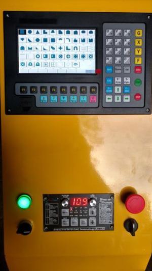 Pantografo cnc - plasma con cama de agua