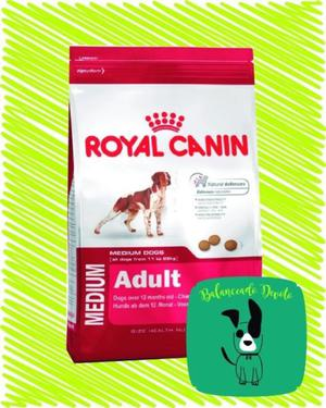 Royal Canin Medium Adulto X 15kg - Zona Devoto -envios