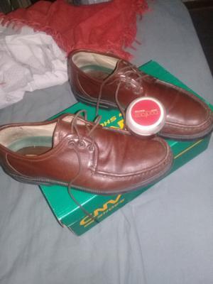 Zapatos vestir marron Boniface Talle 40