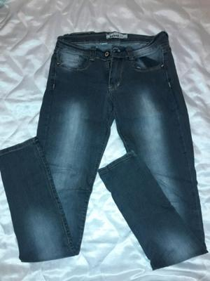 Jeans Mujer Talle 36 Varios Colores
