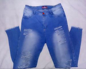 Jeans elastizado de mujer